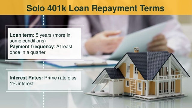 Solo 401k Loan: How to Borrow from Your Retirement Funds