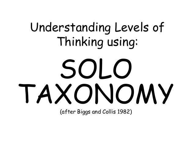 Solo explained ppt[1]
