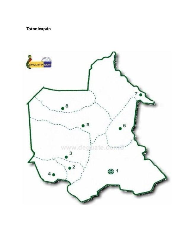 Mapas De Los Departamentos De Guatemala