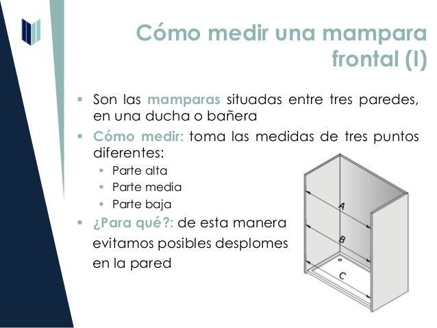 Tutorial  cómo elegir la mampara perfecta según el tamaño del plato o… 34086186474c