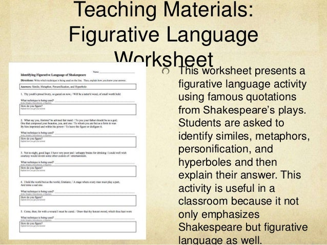 figurative language of shakespeares selected sonnets Figurative language in shakespeare sonnet ok i need help finding figurative language,theme,imagery, and meaning in shakespeare sonnet 90 today please i have to recite it tomorrow and tell the class all of the above.