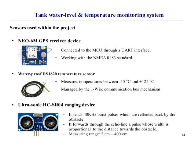 Introduction on STM32 Platform and Presentation of a Water