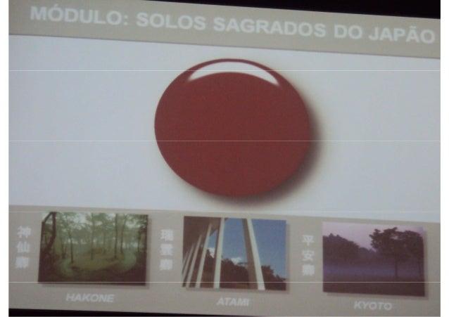 Aula - Solo Sagrado de Hakone - Japão