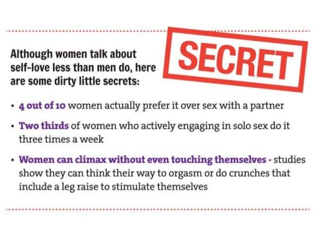 How to do self sex female