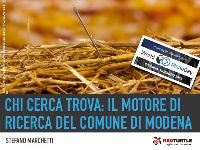 CHI CERCA TROVA: IL MOTORE DI RICERCA DEL COMUNE DI MODENA http://www.startupdaily.net/wp-content/uploads/2014/02/shutters...