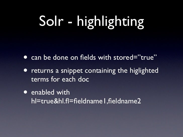 Using SolrJ | Apache Solr Reference Guide 6.6