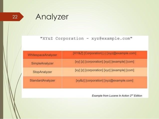 22 Analyzer