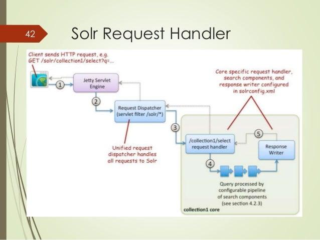 42 Solr Request Handler