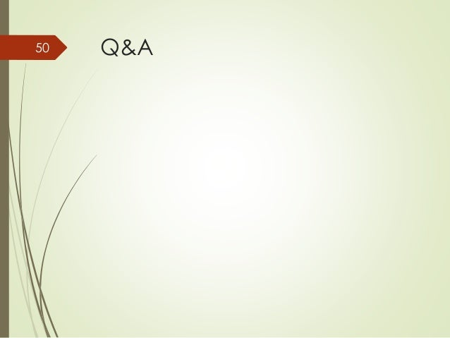 50 Q&A