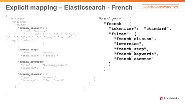 Solr vs  Elasticsearch, Case by Case: Presented by Alexandre