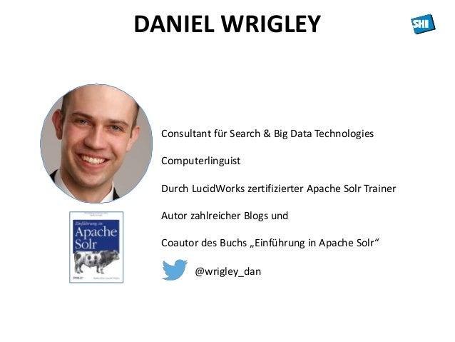 Apache Solr vs. Elasticsearch - And The Winner Is...! Ein Vergleich der Shooting Stars Slide 3