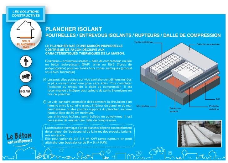 Sols Plancher Beton