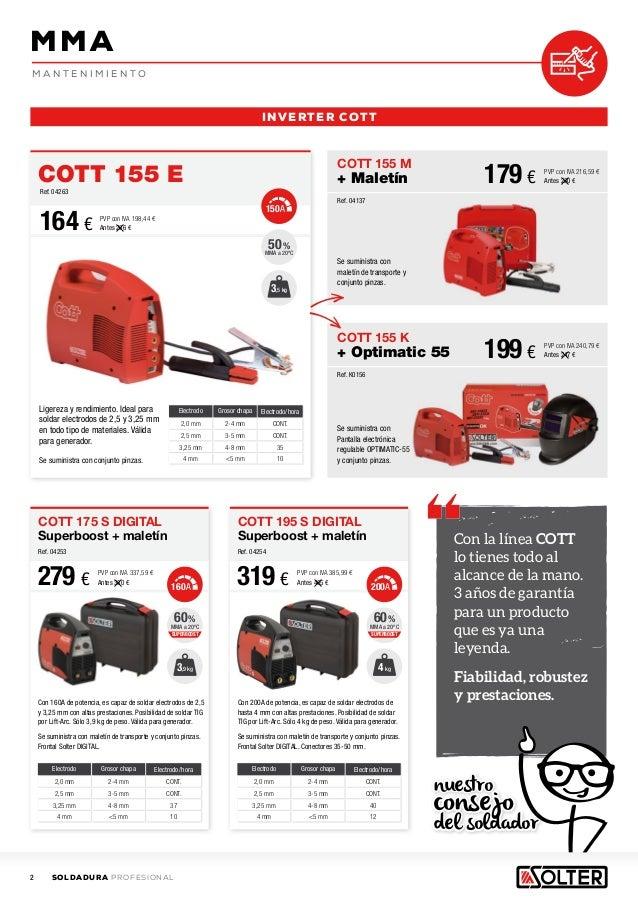 Solter 05937 Tobera SX-25 2 unidades
