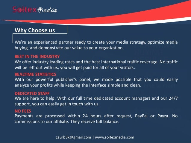Soltex Media - Best Media Buying Agencies - Buy Online Ads
