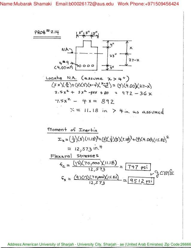 Design Of Reinforced Concrete 8th Edition Pdf