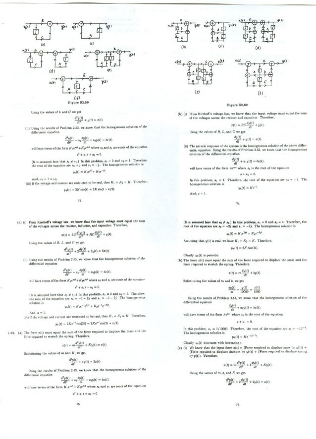 solucionario de senales y sistemas de oppenheim