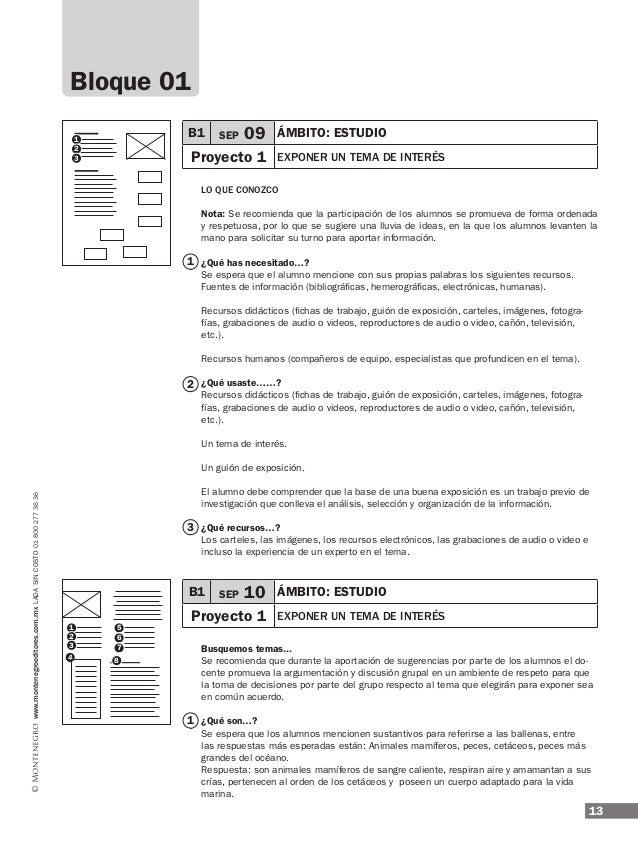 ESPAÑOL 15 4° www.montenegroeditores.com.mxladasincosto018002773636 DATOS DE LOS TEXTOS CONSULTADOS PREGUNTAS A LAS QUE RE...