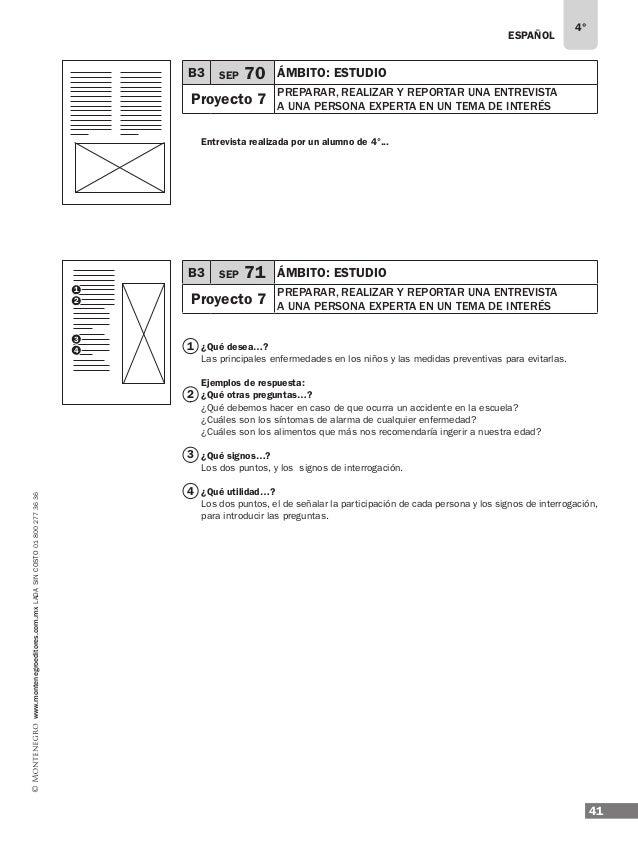 ESPAÑOL 43 4° www.montenegroeditores.com.mxladasincosto018002773636 FICHERO DEL SABER Ejemplos de estos dos tipos de discu...