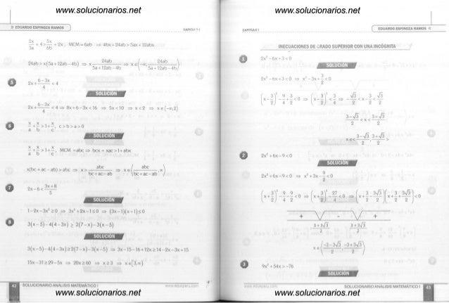 ANALISIS MATEMATICO 1 EDUARDO ESPINOZA RAMOS PDF DOWNLOAD