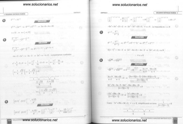 analisis matematico 1 eduardo espinoza ramos pdf