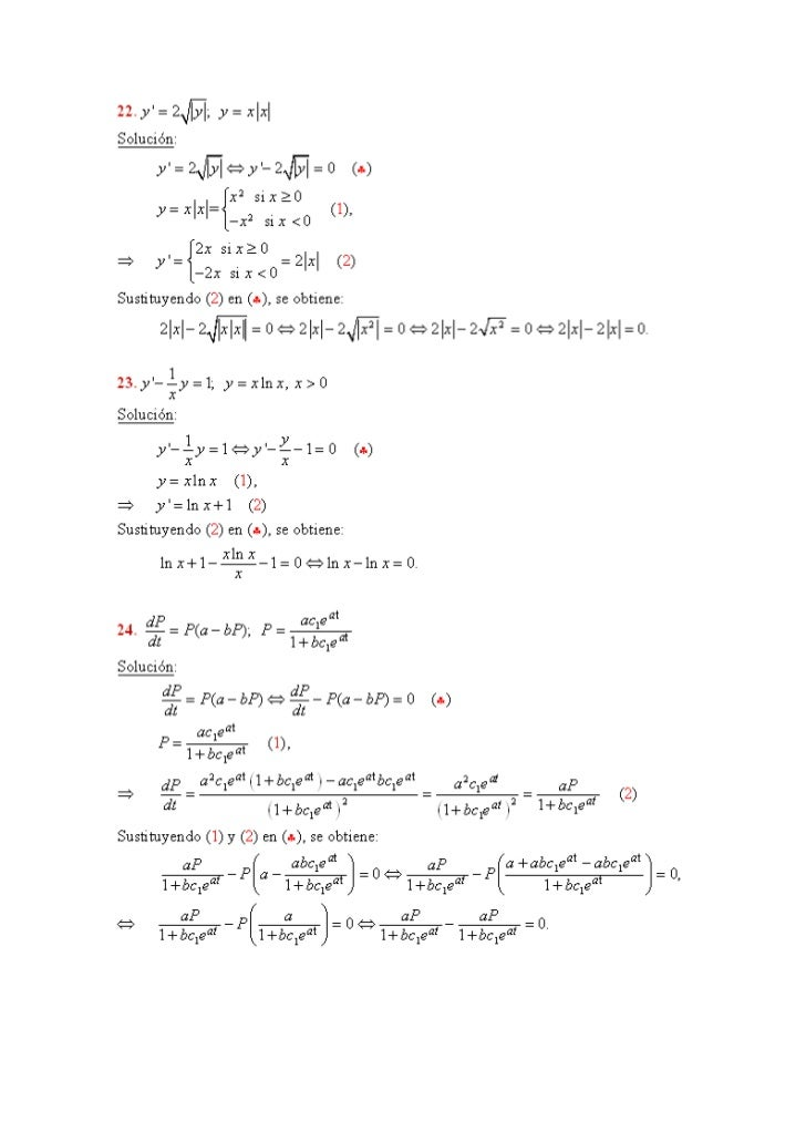 solucionario ecuaciones diferenciales dennis zill 7 edicion gratis