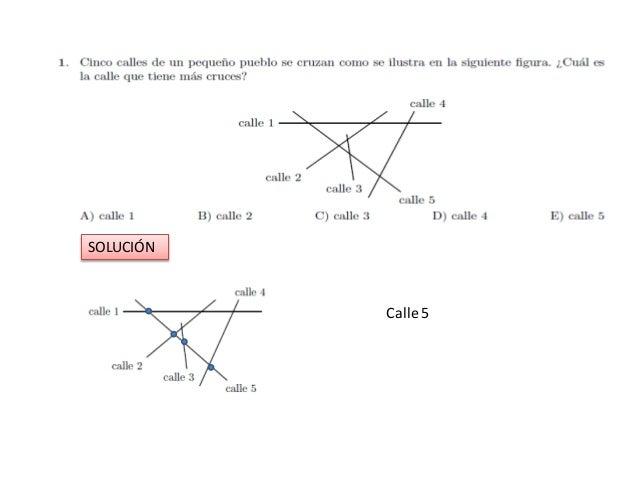Calle 5 SOLUCIÓN