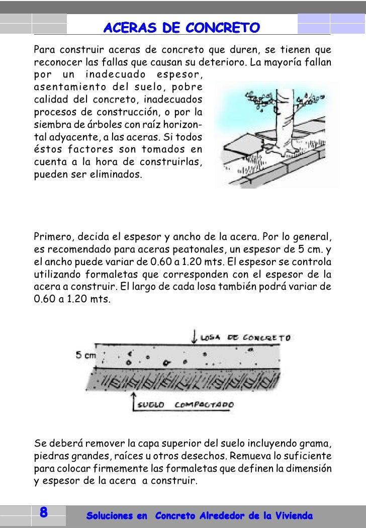 Soluciones - Altura de un piso ...
