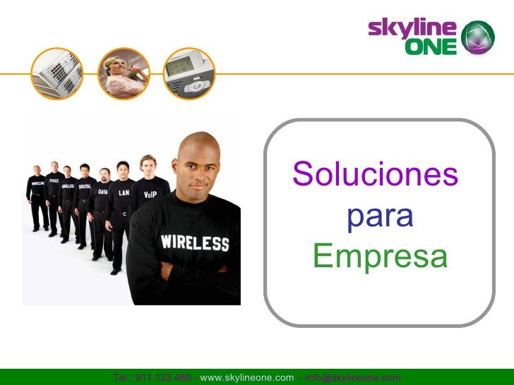 Soluciones   para Empresa