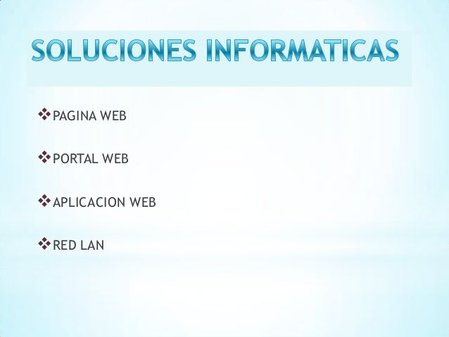PAGINA WEBPORTAL WEBAPLICACION WEBRED LAN