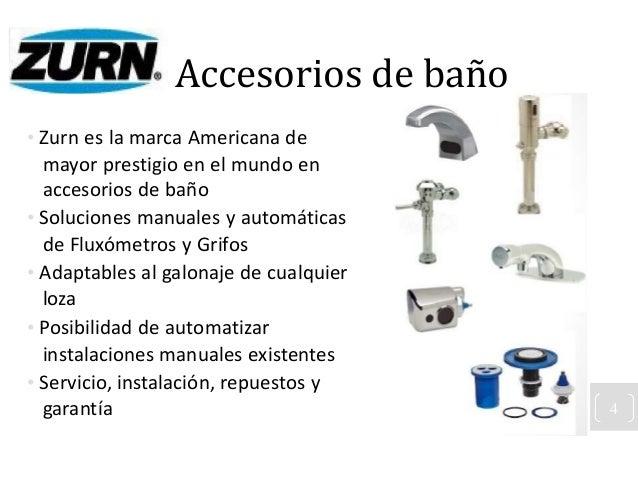 Soluciones institucionales e industriales y residenciales for Marcas accesorios bano