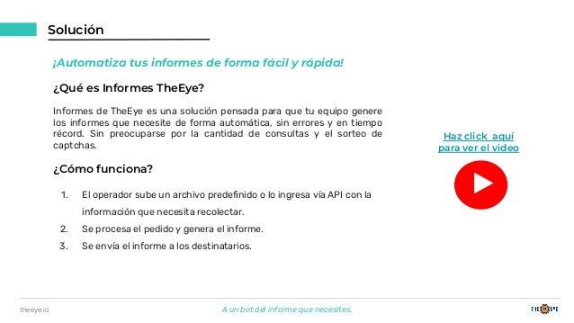 Informes automatizados con RPA Slide 2