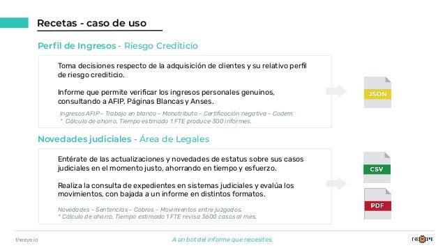 Informes automatizados con RPA Slide 3