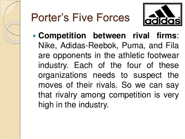 Michael Porter's Five Forces Model: to Analyse Competitive Industry Structure