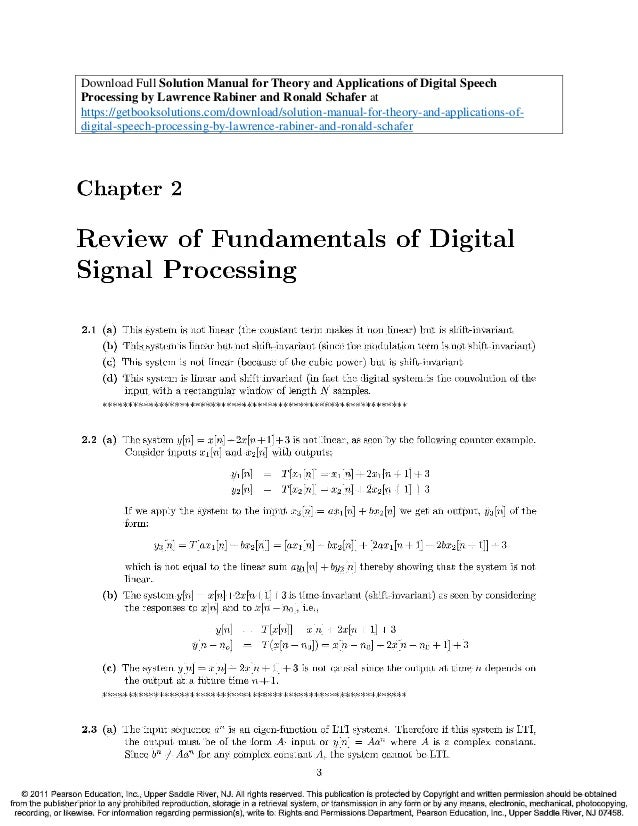 solution manual for theory and applications of digital speech process rh slideshare net introduction to information retrieval solution-manual download introduction to information retrieval solution manual