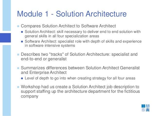 solutions architect job description - Ataum berglauf-verband com