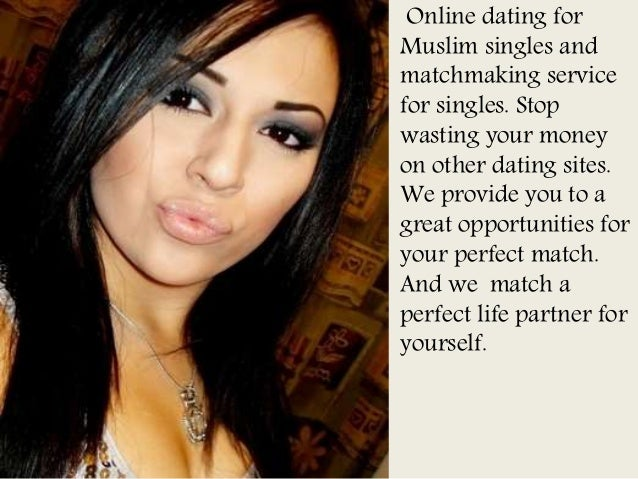 Single dating service