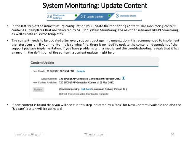 Solution manager 72 sap monitoring part 4 system monitoring system pronofoot35fo Choice Image