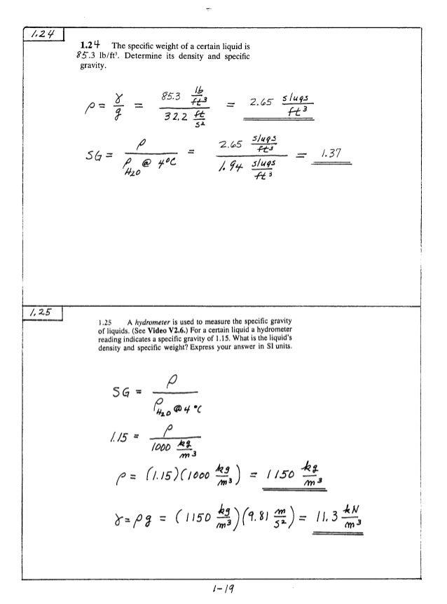 Solution manual fundamentals of fluid mechanics (4th edition)