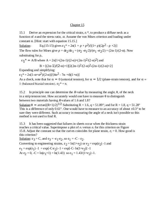 Solution manual 13 15