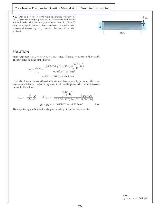 solution manual for fluid mech cengel Solution manual cengel fluid mechanics 3rd about ebay announcements community safety centre resolution centre 2280, 2320, 2420, 2510, vero: user.