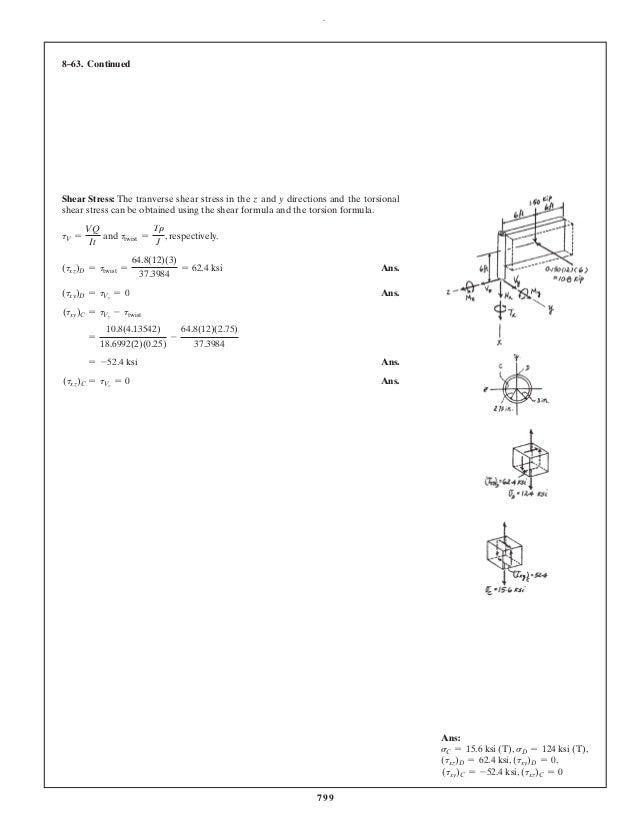 mechanics of materials pdf 10th edition