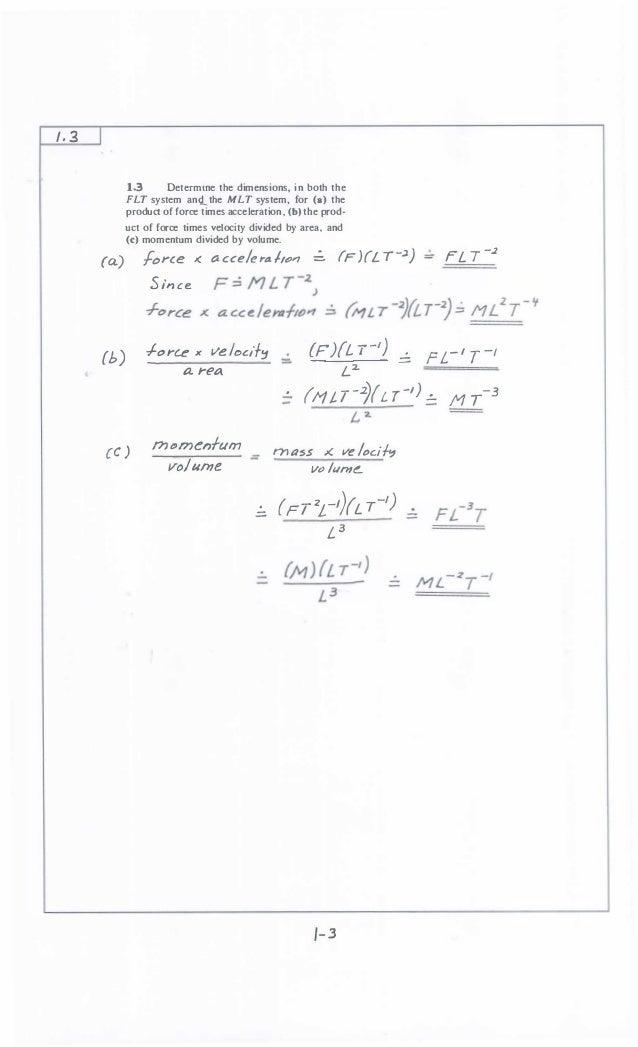 Fundamentals Of Fluid Mechanics 6th Edition Pdf