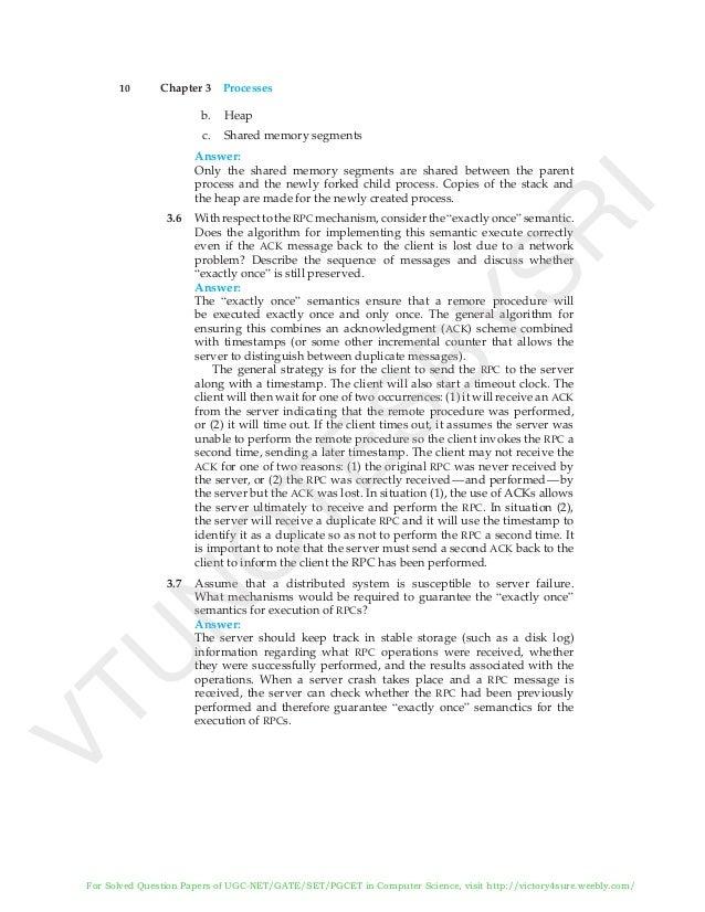 solution manual of operating system concepts by abraham silberschatz rh slideshare net Modern Operating Systems Cover Modern Operating Systems 3rd Ed