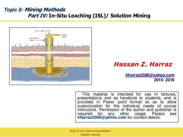 solution mining diagram of a well and septic system underground #9