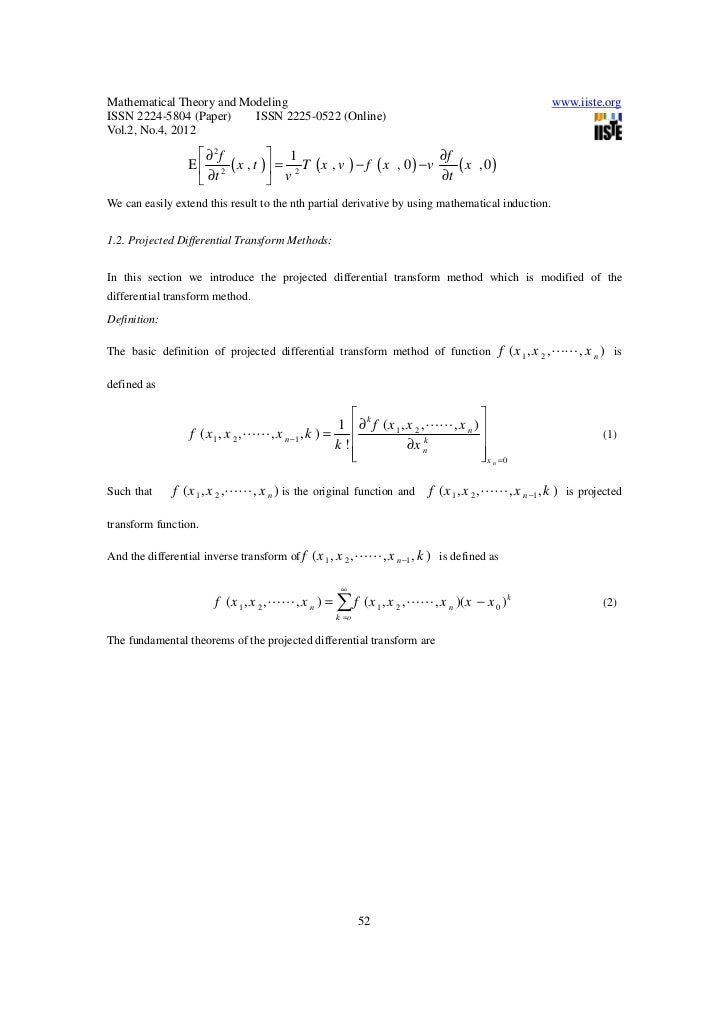linear and nonlinear differential equations pdf
