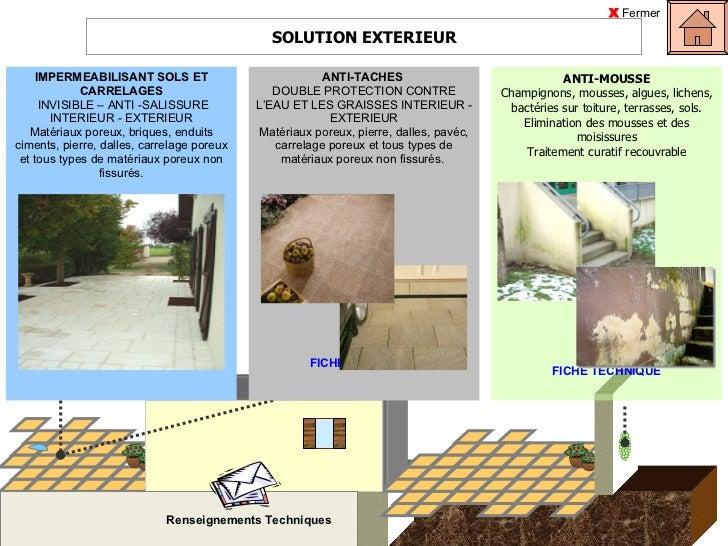 Moisissure toiture maison peinture toiture tanchit de for Air humide maison