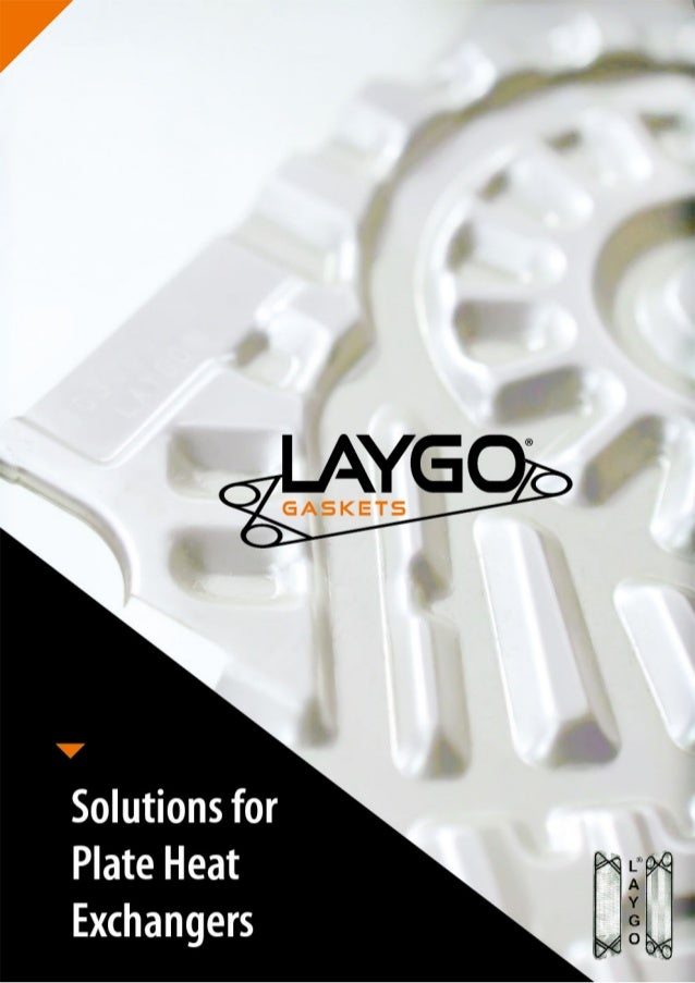 All solutions for plate heat exchangers are available in the new leaflet of Laygo