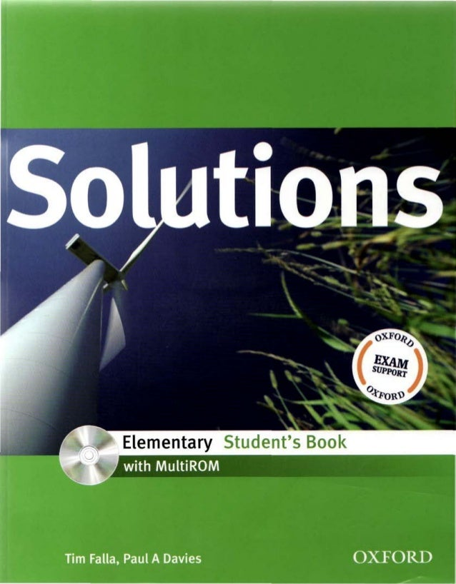 Solutions elementary student_39_s_book.