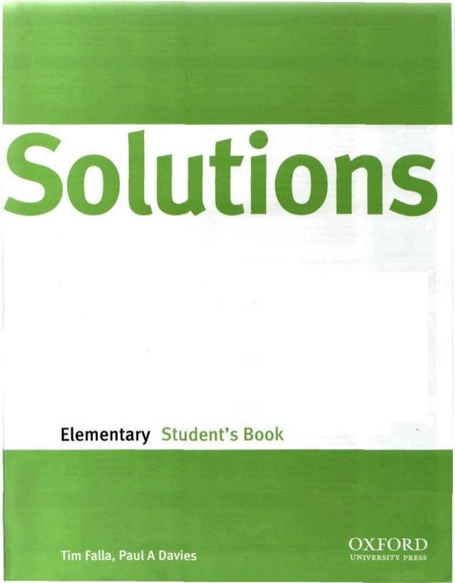 Аудиозаписи на учебник solutions зелёный