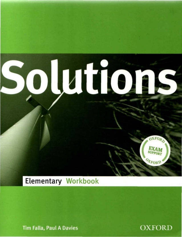 English course • solutions • elementary • third edition â.